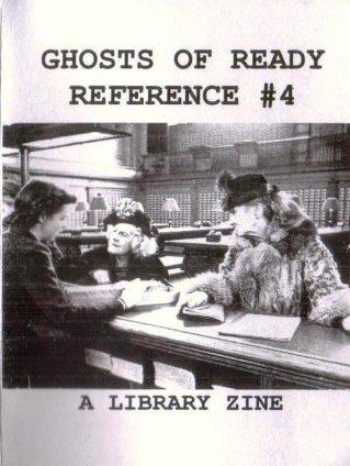 library zine